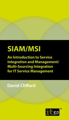 SIAM/MSI