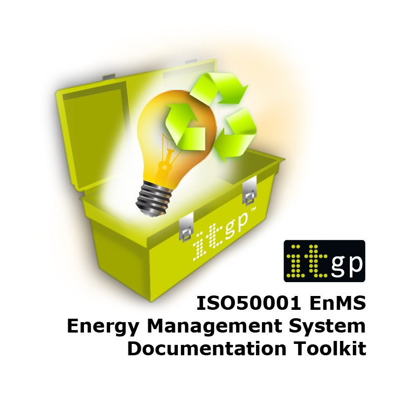 ESOS & ISO50001 Energy Management System Documentation Toolkit