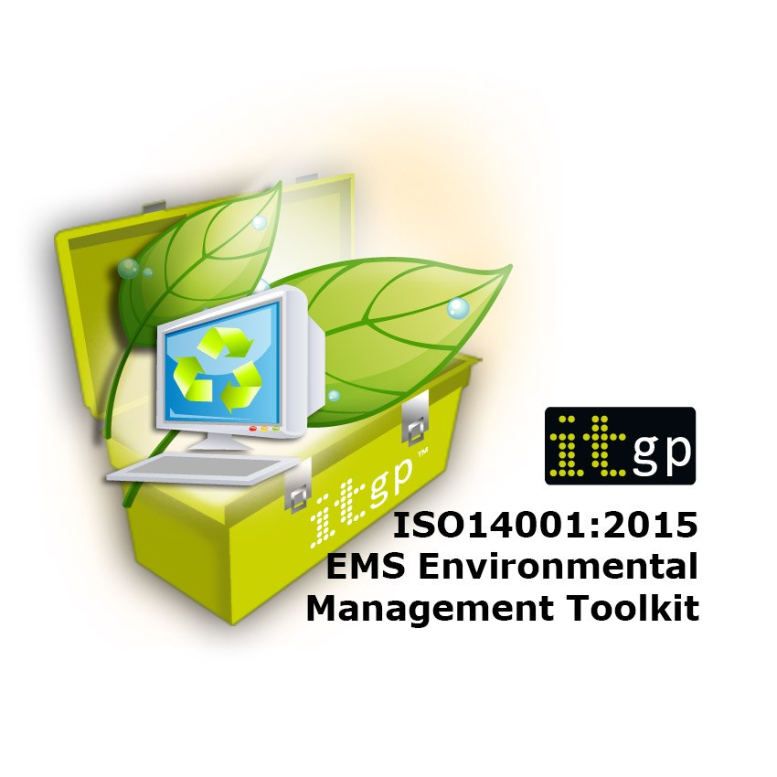 ISO 14001 2015 EMS Documentation Toolkit