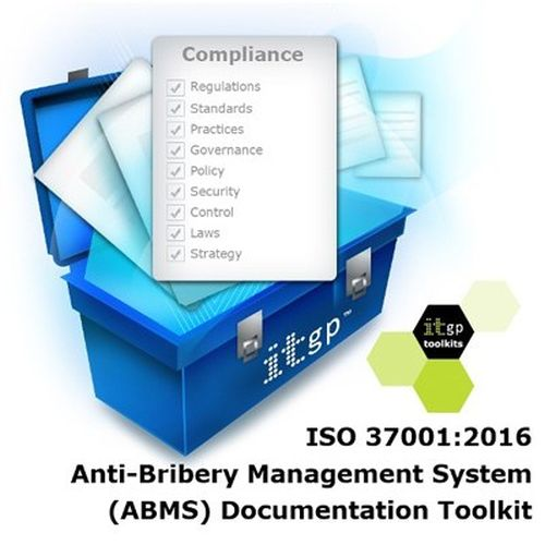 ISO 37001:2016 ABMS Documentation Toolkit