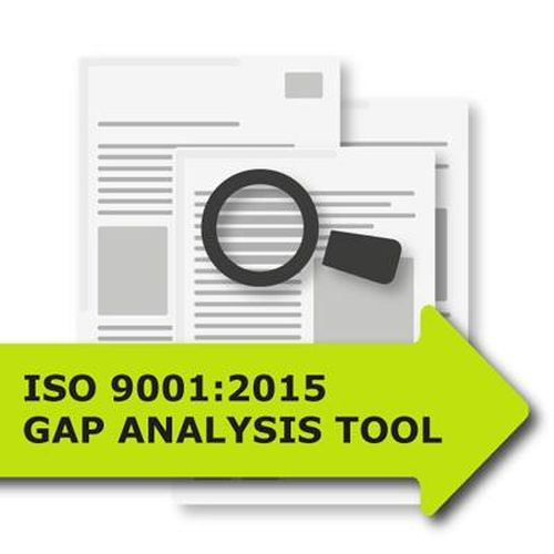 ISO9001 2015 Gap Analysis Tool
