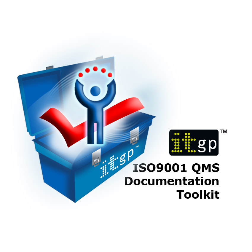 ISO 9001 2008 Quality Management System Documentation Toolkit