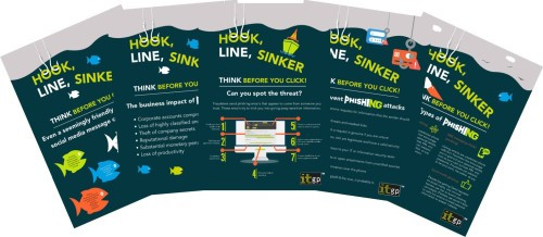 Phishing Awareness Posters