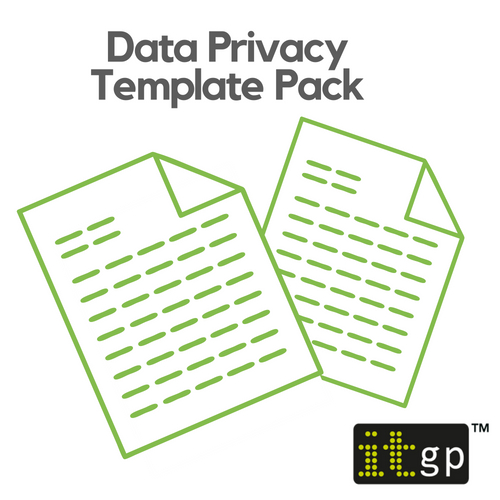Data Privacy Template Pack
