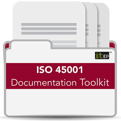 ISO 45001:2018 OHSMS Documentation Toolkit