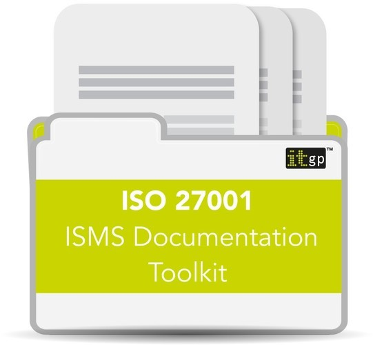 ISO27001 2013 ISMS Standalone Documentation Toolkit
