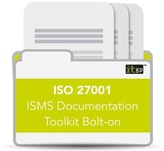 ISO 27001 ISMS Documentation Toolkit Bolt-on