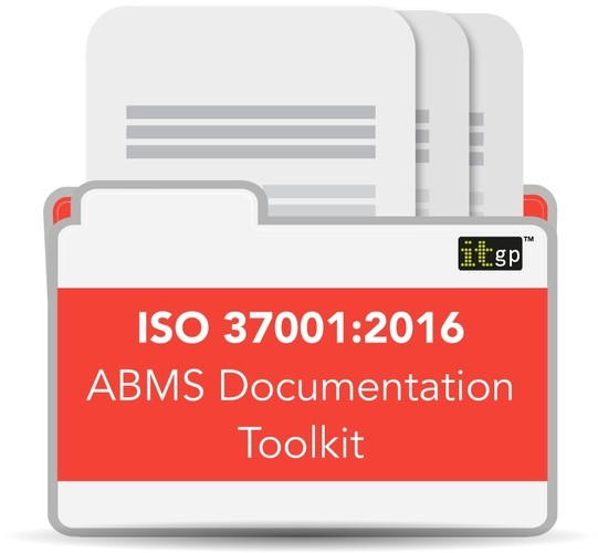 ISO 37001:2016 ABMS Documentation Toolkit