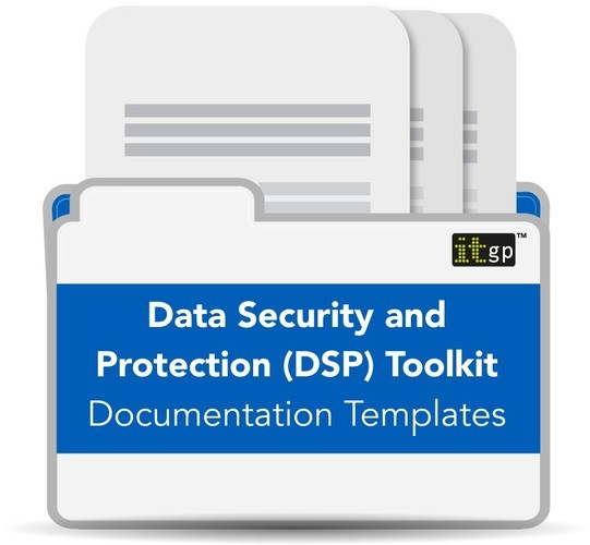 Data Security and Protection (DSP) Toolkit Documentation Templates