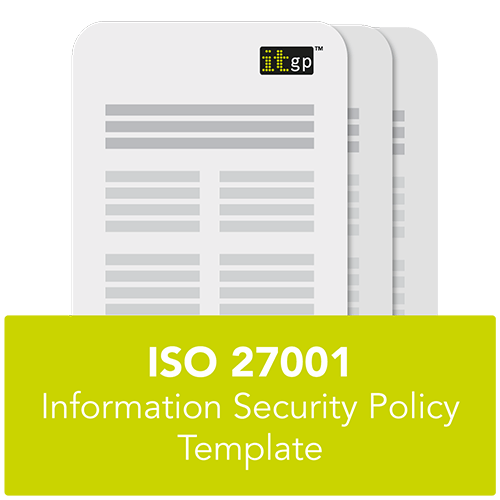 Information Security Policy (ISMS DOC 5.2)